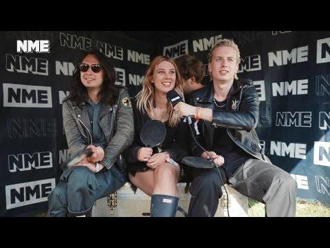 Glastonbury 2016: Wolf Alice play headliner wars with NME