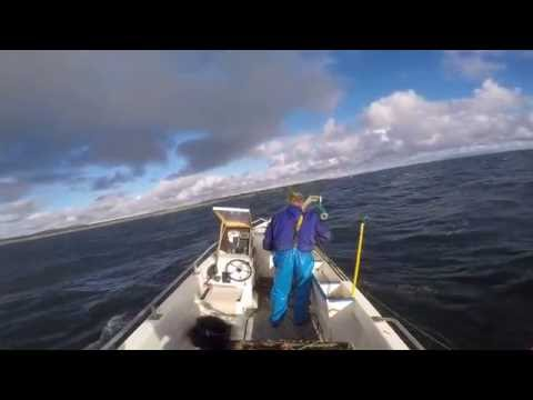 Lobster and Crab Fishing off the West Coast of Scotland, North Uist