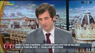 BFM TV Louis Vuitton Chanel et Dior de retour à Grasse