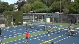 Большой Теннис некоторая подсказка тренерам