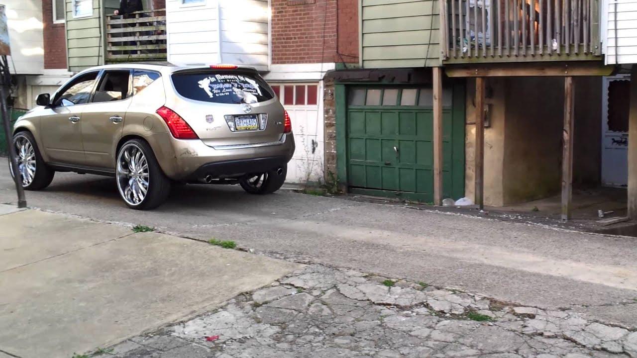 Nissan Murano  Nissan Murano On S Philly Youtube