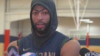"""Anthony Davis Tells LeBron James & Rest Of The NBA """"I'm The Most Dominant and Best Player"""""""