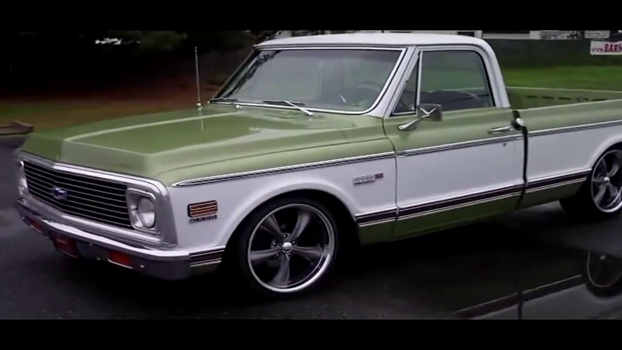 All Chevy 1972 chevrolet cheyenne super : 1972 Chevrolet Cheyenne Super - YouTube