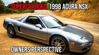 Supercharged 1998 Acura NSX: Owners' Perspective