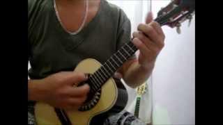 Em um out door(Zeca pagodinho)aprenda tocar