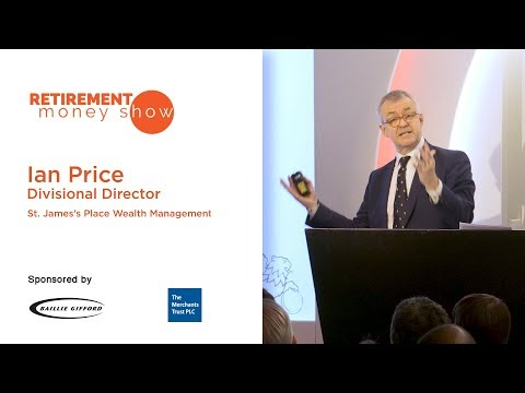 Ian Price , Divisional Director at St. James's Place Wealth Management