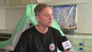Gość Dnia - Tomasz Wyciszkiewicz (Ratownik Medyczny) - 25.05.2017