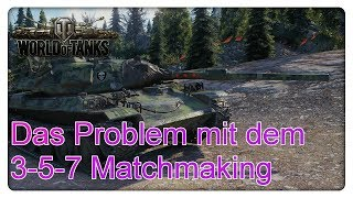 Wot 7.5 Matchmaking-Diagramm