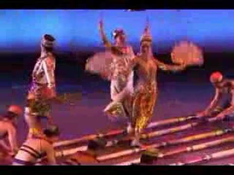 LEYTE DANCE THEATRE 's Ka Singkil version bayanihan dance video