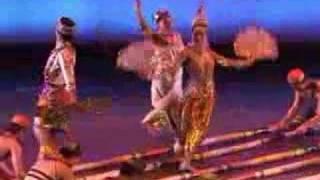 LEYTE DANCE THEATRE 's Ka Singkil version bayanihan dance video