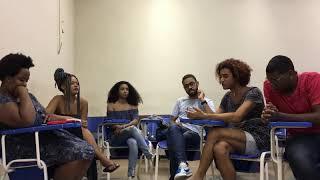 Intelectuais Negras 2017.2 - Diário de Bordo - grupo 4