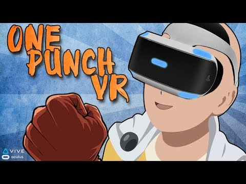 ONE PUNCH VR | RAW DATA & GORN | FPS Virtual Reality