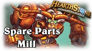 spare parts mill hearthstone heroes of warcraft blackrock mountain with wowhobbs