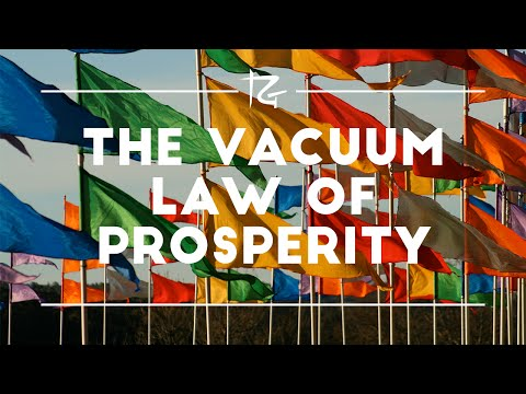 The Vacuum Law of Prosperity - Randy Gage