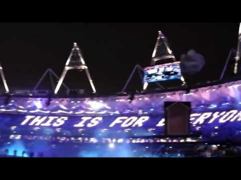 London Olympics 2012 & North Korean Mass Games 2012