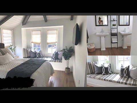 Bedroom Makeover – Budget $100 HOME HACKS