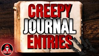 5 Chilling and Mysterious Journal Entries - Darkness Prevails