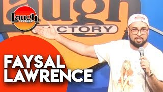 Faysal Lawrence Comic Book Movies Laugh Factory Stand Up Comedy