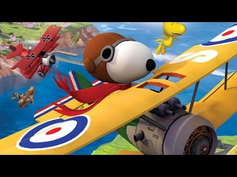 Snoopy vs. The Red Baron (PC) (2006)