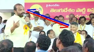 TDP Leader Narsi Reddy Funny Satires On YS Jagan At TDP Mahanadu | Mahaa News