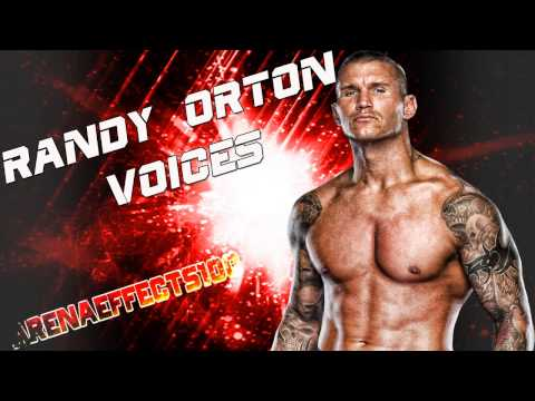 Randy Orton 11th WWE Theme Song  ''Voices'' With Download Link (ArenaEffects)