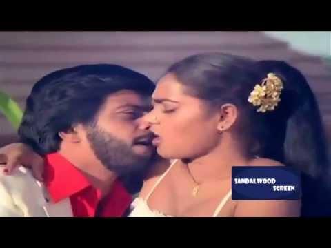 Silk Smitha Hot Song    Love Me Allow Me    Gedda Maga    Kannada