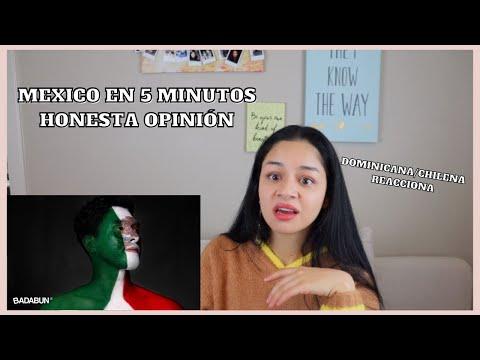 PRIMERA VEZ REACCIONANDO a MEXICO EN 5 MINUTOS thumbnail