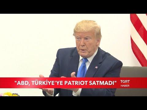 ABD Başkanı Donald Trump'tan S-400 Açıklaması