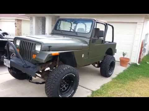 Jeep Wrangler Yj Led Dashlight Install Doovi