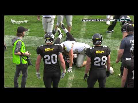 CEFL Highlights SWARCO RAIDERS Tirol vs Prague Black Panthers