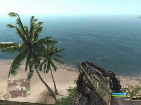 DirectX9 Vs DirectX10 Crysis