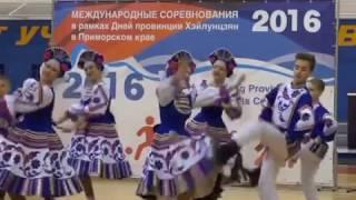 Спортмероприятия в Приморье в рамках дней провинции Хэйлунцзян