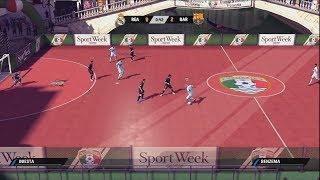FUTSAL Real vs Barca FIFA Street 19???