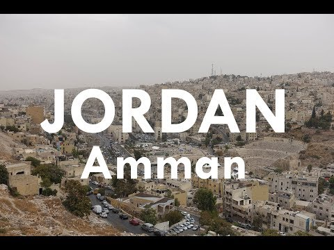 Travel the world Ep.65 - Two days of Amman | Jordan
