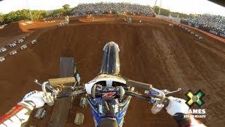 GoPro: Taka Higashino Moto X Freestyle Gold Run – Summer X Games 2013 Brazil