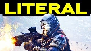 Repeat youtube video LITERAL Titanfall Trailer