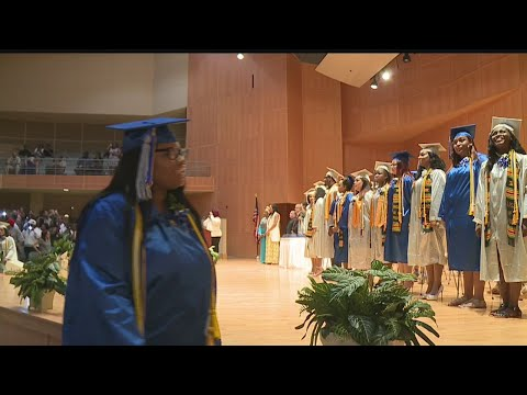 Youngstown Early College students get special surprise at graduation ceremony