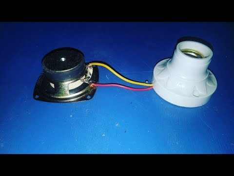 cara membuat free energy dari speaker