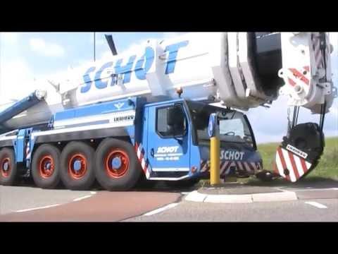 Kraan vs Minirotonde