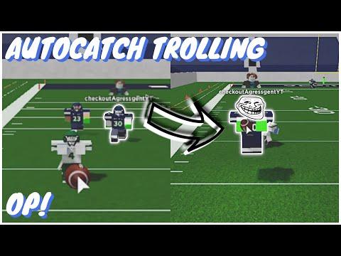Insane Football Fusion Exploit! Autocatch is OP!! Roblox FF#5