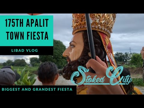 175th Apalit Town Fiesta Vlog | Immersive - Up-Close From Ground Zero Using IPhone XR | Stoked City