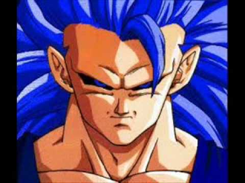 Dragon Ball Z Goku Super Saiyan las 10 Transformaciones o Fases