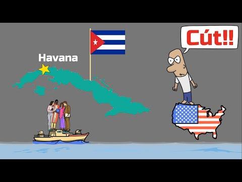 Tại sao Hoa Kỳ vẫn căm hận Cuba sau 62 năm?