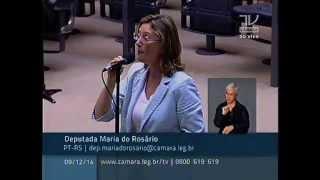 BOLSONARO ESCOVA MARIA DO ROSÁRIO