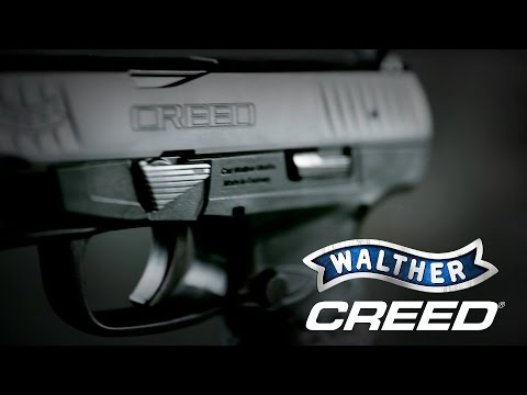 Walther's New Creed Pistol: the PPX Meets the PPQ