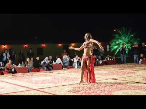 Belly dance kuwait girl