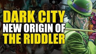Riddler's Origin/War of Jokes and Riddles Prelude Part 2 (New 52 Batman Zero Year Vol 2: Dark City)