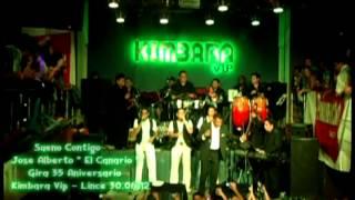 """Sueño Contigo - Jose A. """" El Canario """" - Kimbara Vip - Lince 30.06.12"""