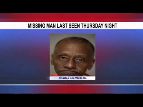 MISSING PERSON: Charles Lee Wells Sr.