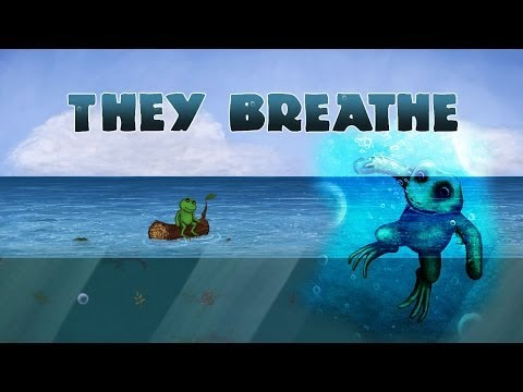 CREEPY ASS GAME   They Breathe